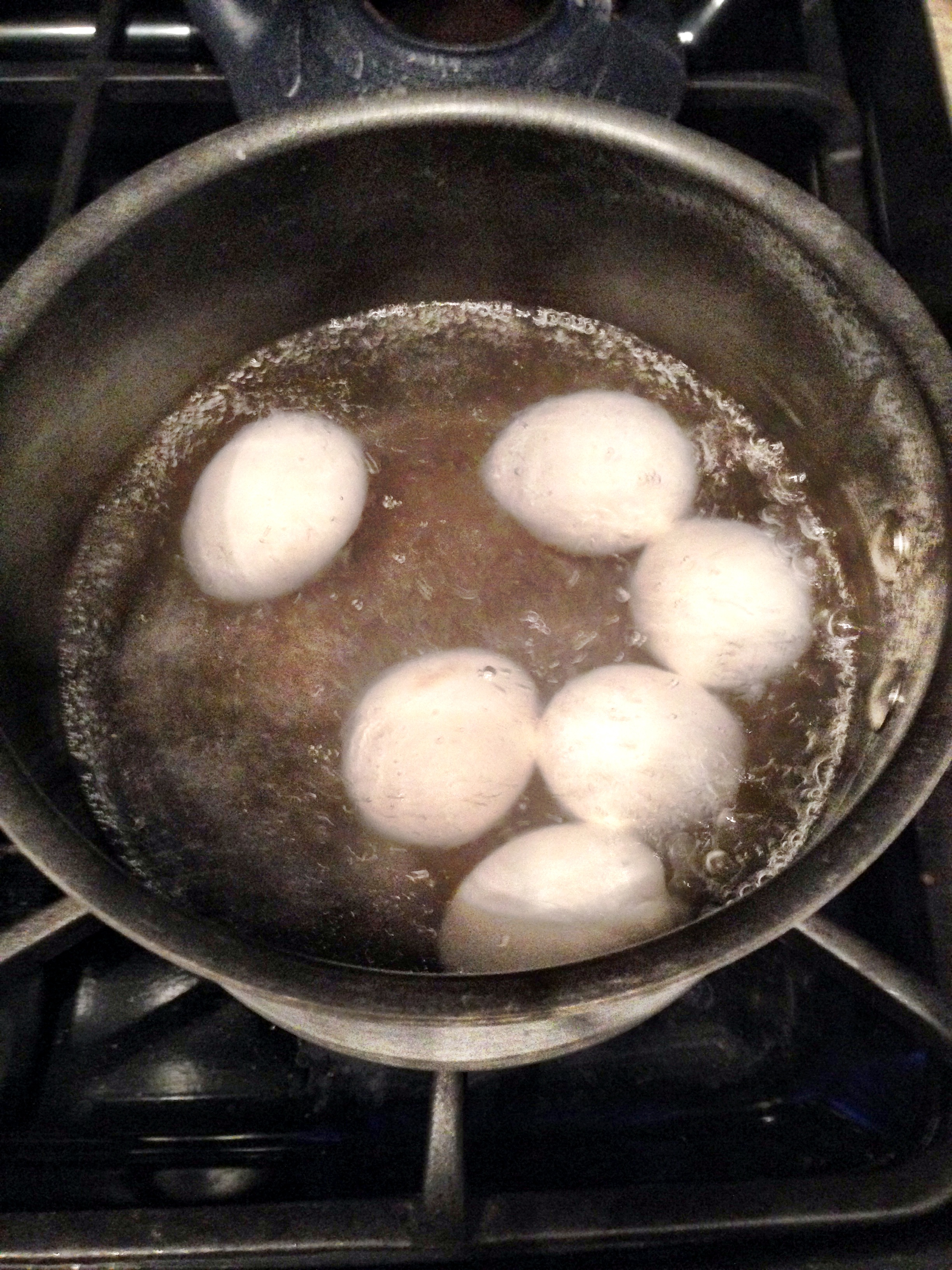 The Easiest Way to Boil and Peel Eggs